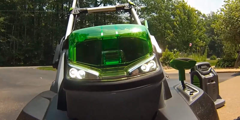 Detailed review of EGO Power+ Cordless Lawn Mower