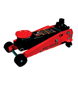 Torin T83002 Big Red Pro Series Hydraulic Floor Jack: Single Piston Pump (3 Ton Capacity)