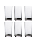 US Acrylic Classic 9-ounce Plastic Tumblers | set of 6 Clear
