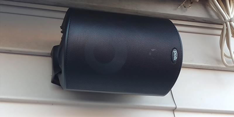 Polk Audio Atrium 4 Outdoor Speakers application