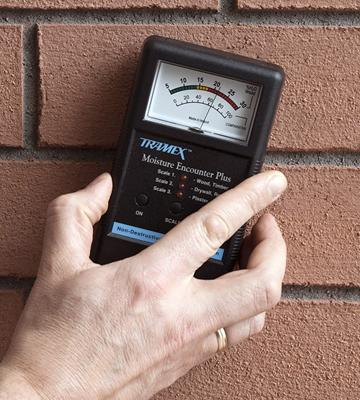 Review of Tramex MEP Moisture Meter