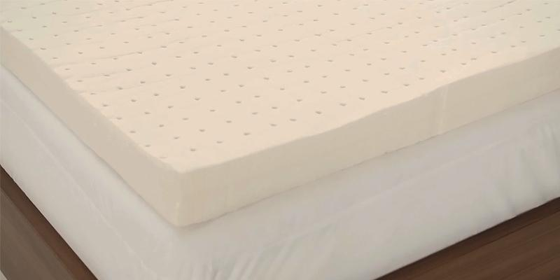 "Review of Sleep On Latex Pure Green Natural Latex 2"" Queen Size"