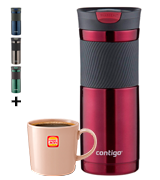 Contigo Byron 20 oz Vacuum Insulated Travel Mug
