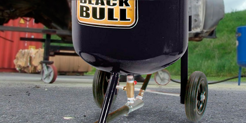 Detailed review of Black Bull Buffalo Tools SB10G Gallon Abrasive Blaster