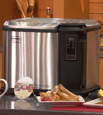Review of Butterball XXL Digital Indoor Electric Turkey Fryer