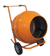 Generic Wheel Barrow Portable Cement Concrete Mixer