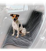 Lanyar Microfiber Waterproof Dog Seat Covers