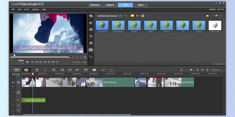 Review of Corel New VideoStudio 2019 Family: Live Life. Make Movies.