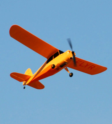 Review of HobbyZone RTF Airplane