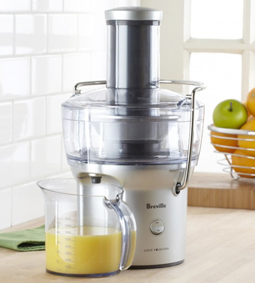 Review of Breville BJE200XL Juice Extractor