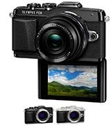 Olympus E-PL7 16MP Mirrorless Digital Camera