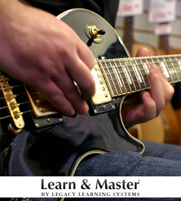 Review of Learn and master DVD Guitar Course