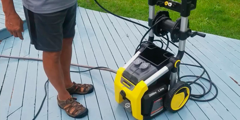 Review of Karcher K2000 Electric Power Pressure Washer