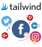 Tailwind Scheduler, Analytics and Marketing Tool