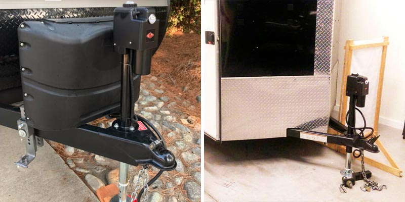 Review of Big Horn TTJBHA328 3500 LBS Electric Trailer Tongue Jack