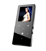 BERENNIS A30 16GB MP3 Player with Bluetooth 4.2