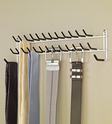 Review of ClosetMaid 8051 Tie and Belt Rack
