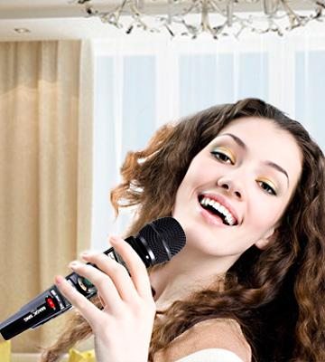 Review of Magic Sing ET23KH Portable Karaoke System