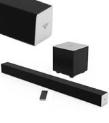 VIZIO SB3821-C6 2.1 Channel Sound Bar with Wireless Subwoofer