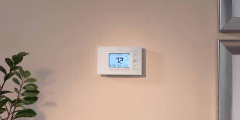 Review of Emerson Thermostats Sensi (ST55) Wi-Fi Thermostat for Smart Home