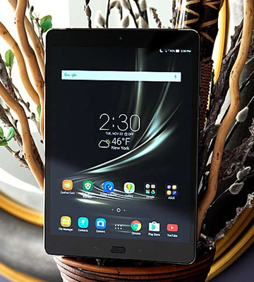 Review of ASUS Zenpad 3S 10 (Z500M-C1-SL) 9.7 2K IPS Display Tablet (Mediatek 8176, 4GB RAM, 64GB eMMC)