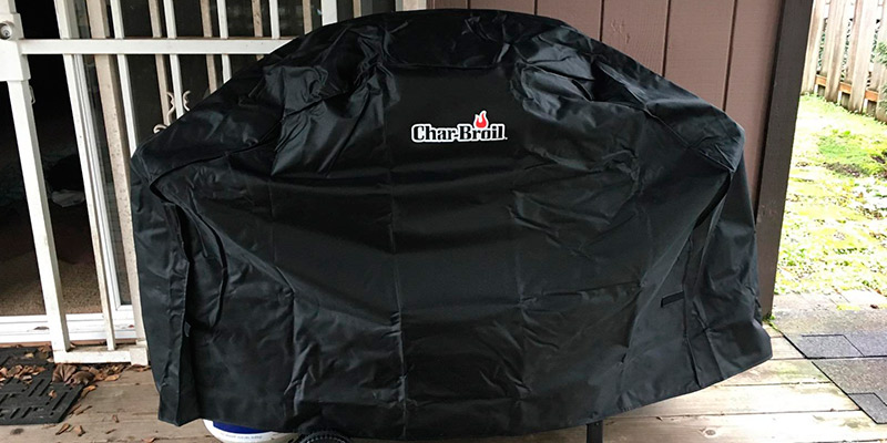 Review of Char-Broil All Season Grill Cover