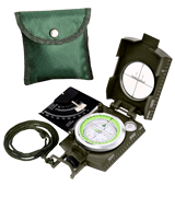 Sportneer Military Compass with Inclinometer