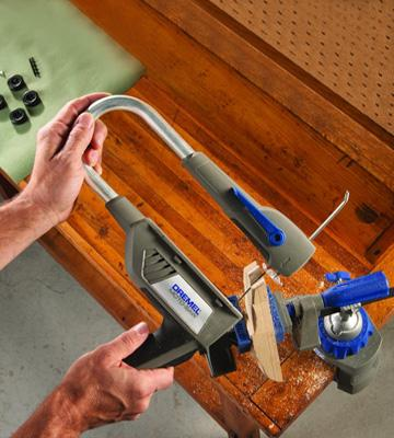 Review of Dremel MS20-01 Moto-Saw Variable Speed