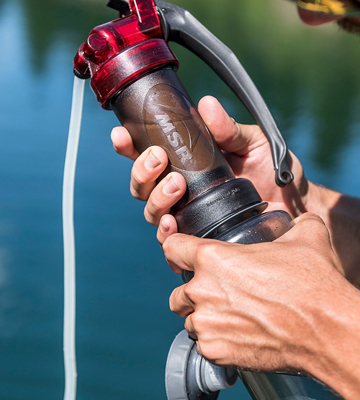 Review of MSR MiniWorks EX Microfilter Water Filter