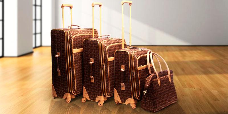 Review of Travel Gear Signature 4 Piece Set Suitcases