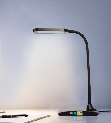 Review of TW Lighting IVY-40BK The IVY LED Desk Lamp