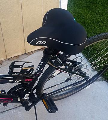 Review of Cloud-9 Bicycle Suspension Cruiser Saddle