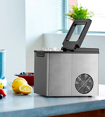 Review of VREMI VRM010636N Countertop Ice Maker