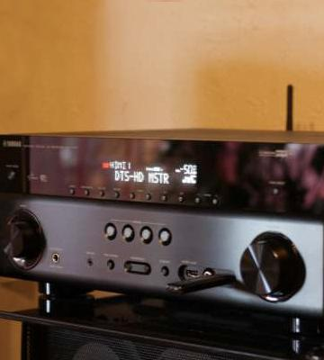 Review of Yamaha RX-V679BL MusicCast AV Receiver with Bluetooth