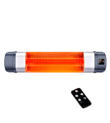 Trustech Patio Heater Adjustable 1500W Infrared Heater
