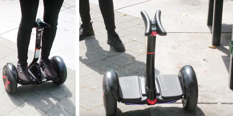 Detailed review of Segway miniPRO Smart Self Balancing Personal Transporter