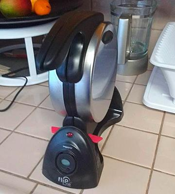 Review of Presto 03510 FlipSide Belgian Waffle Maker