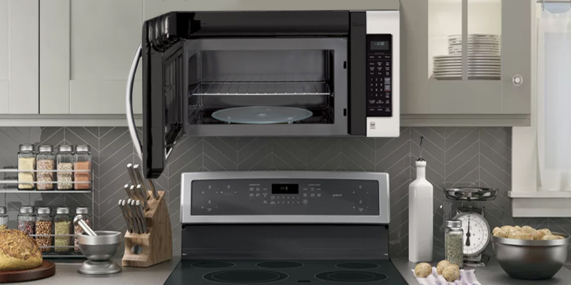 Review of LG LMV2031ST Over-the-Range Microwave
