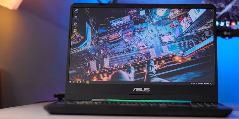 "Review of ASUS (TUF-FX505DT) 15.6"" 120Hz FHD Gaming Laptop (Ryzen 5 R5-3550H, GTX 1650, 8GB DDR4, 256GB PCIe SSD)"