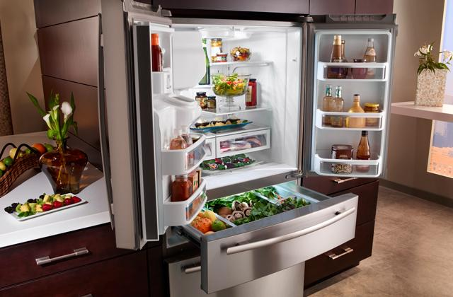 Comparison of French Door Refrigerators