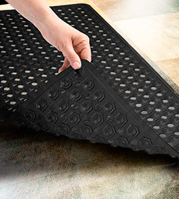 Review of Gorilla Grip 35x16 Original Patented Bath Shower Mat