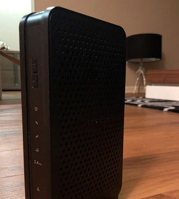 Review of NETGEAR C3000-100NAS N300 WiFi DOCSIS 3.0 Modem Router