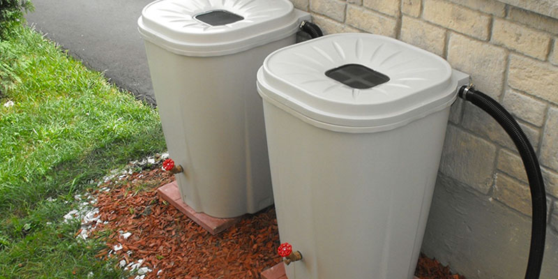 Review of Enviro World EWC-10 Rain Barrel