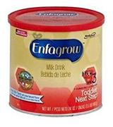Enfagrow MJ-190 Next Step Natural Milk Powder Can
