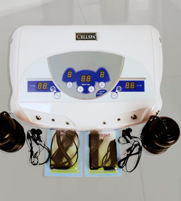 Review of Cell Spa syk66 Dual Ionic Detox Foot Cleanse Machine