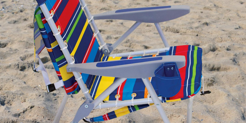 Review of RIO Gear ASC529-1801-1 Folding Backpack Beach Chair