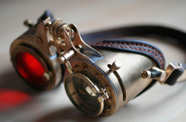 Comparison of Steampunk Goggles to Add the Last Touch to Your Image