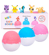 Great Home Natural Kids Bath Bombs