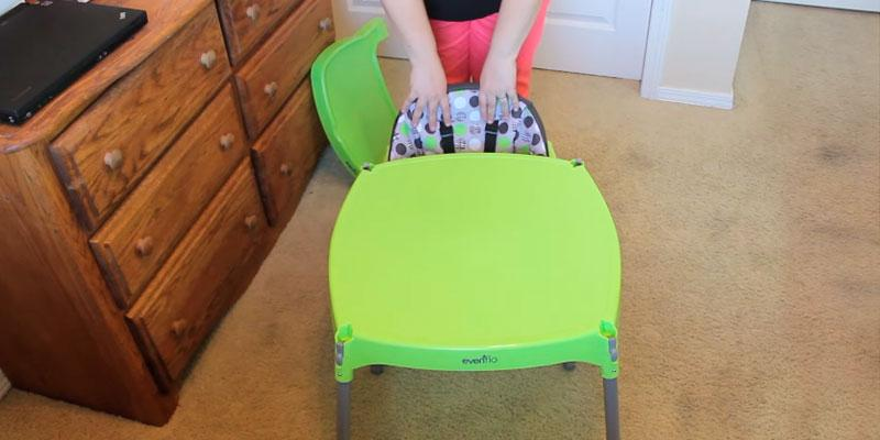 Review of Evenflo Convertible High Chair