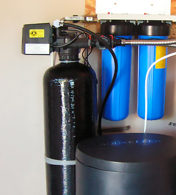 Review of Fleck 5600SXT Whole House Water Softener